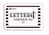 Ranger Letter It! Embossing Ink Pad - Clear - LEI58809